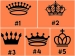 Quiz Time: Pick A Crown And Discover Your Future