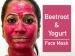 Homemade Beetroot & Yogurt Face Mask For Glowing Skin