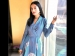 Of Frog Prints And Grey Flares, Amrita Rao's Tiered Maxi Dress Is A Must Buy
