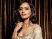 Manushi Chhillar Gives Wedding Wear Goals With Her Ivory Lehenga At Sister's Wedding Function