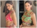 Aamna Sharif's Pink Lehenga Or Green Crop Top-Skirt, Which One Will You Pick For Bestie's Sangeet?