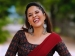 Anasuya Bharadwaj Exudes Simplicity And Style In Her Lovely Red And Midnight Blue Lehenga-Choli