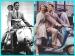Flashback Friday: Of Vespa Scooters And Vintage Fashion Of Catherine Zeta-Jones And Audrey Hepburn