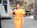 Stunner! Nora Fatehi Makes A Strong Case For The Orange Hue With Her Bodycon Dress
